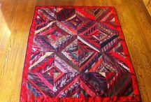 Silk Tie Quilts
