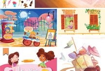 Marta Comito / Lemonade Illustration Agency / Marta Comito is represented worldwide by Lemonade Illustration Agency. Lemonade is multi-disciplined Artist Agency representing over 125 leading illustrators. This is just a small selection of images from the illustrator's portfolio.