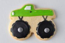 Monster Truck Ideas for Landon's 3rd Birthday / My son turns 3 in June 2012.