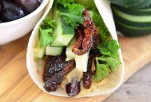 Go Vegan / Tasty vegan recipes to try.