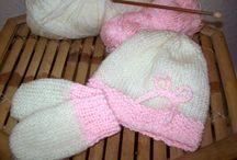 Baby Knits/Crochet