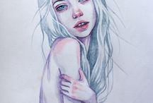 illustrations, drawing
