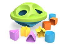 Best Eco Toys / A summary of different toys fair produced and without any harmful substances inside.