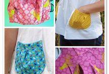 Sewing Pockets!