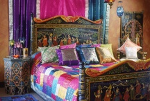 Moroccan Inspiration Home / by Irmita Janaby