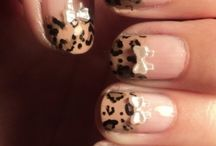 Pretty Fingernails and Toenails / by Karen Bergson Cheslak