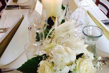 Weddings / Weddings held at our Restaurant <3