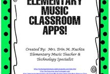 Elementary Music / Ideas, props, songs, lyrics, etc for the elementary music classroom