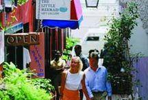 Bermuda: Shop Til You Drop / World class shopping throughout the Island of Bermuda.
