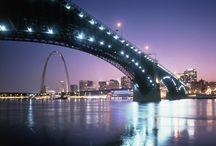 My Hometown-St. Louis / by Tracy Santa Cruz