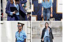 Summer fashion / Every day wear