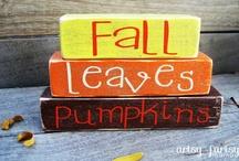 Fall / by Nikki Gonzalez
