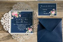|| Wedding Invitations || / Wedding save the date and invitation inspiration!