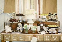svatba sweet table