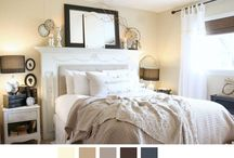 Bedrooms / by Amber James