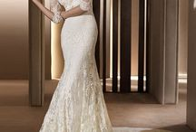 Wedding dress / The wedding dress I like for my wedding