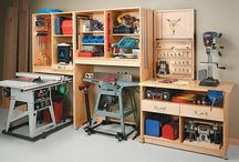 Garage workshop ideas