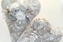 Crafts-Heart crafts