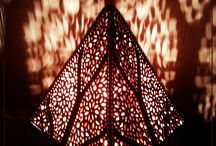 lampade cuoio