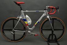 Old TT/TRI bikes