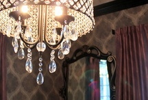 Home - Lighting / by Brenda Hampton