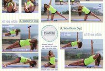 Fitness/workout stuffz / by tabitha balan