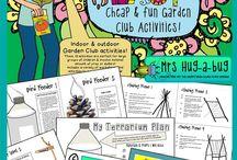 Kids garden workshops