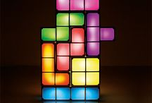 Light it up! / Magical mood lights, cool colour-changing lamps and pulsing party lights to brighten up your pad!