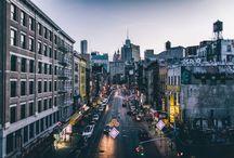 New York / Pinterest: @kardelenezgi