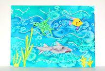 Craft: kids paint