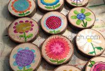 Tacos madera