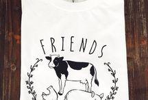 tričko vegan