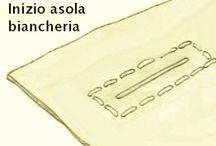 Tecniche di cucito