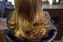 Stylist board- HAYLEY / Hair and beauty by Our senior stylist Hayley