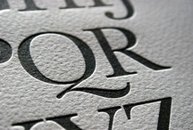 typography / lettering, fonts, all that written beauty
