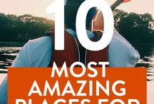 Kayaking - Top 10 Travel Lists