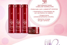 Red - Professional Line Hair