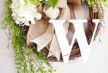 wreath ghirlanda
