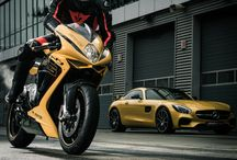 Mercedes-Benz y MV Agusta / Colaboración entre Mercedes-Benz AMG y MV Agusta.  Visita: visita: http://bit.ly/1FUZv2g