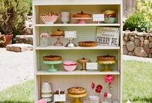 Cake stall display / by Lyndsay Lucero