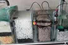 Akvárium filtr