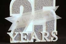Cards - Anniversary & Wedding