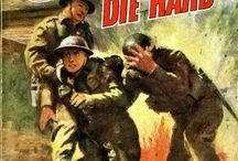 Die Hard / Real life Rambos.