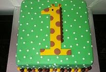 First birthday Evie