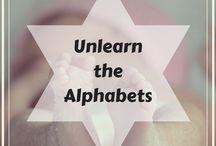 A-Z Parenting : Unlearn the Alphabets as Parents