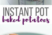 Instant pot/ pressure cooker recipes