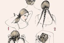 I Love Beautiful Hair / by Catshy Crafts