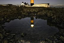 Lighthouses in Ireland