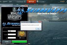 World of Warships Hack