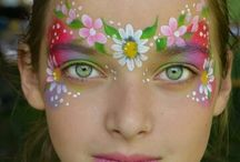 Face paint ideas / Face paint ideas to try